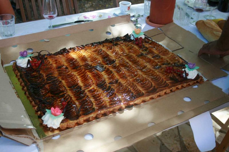 LaGrange_Grillparty_Kuchen