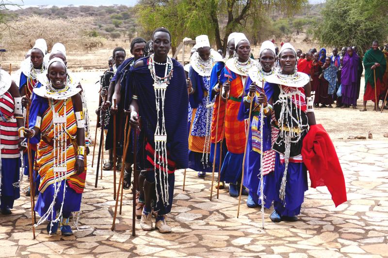 Asante-Zeremonie